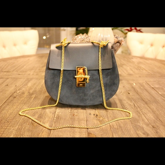 2e3b12de2 Chloe Bags   Brand New Chlo Drew Small Suede Leather Bag   Poshmark